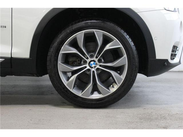 2017 BMW X3 xDrive28i (Stk: T11152) in Vaughan - Image 2 of 30