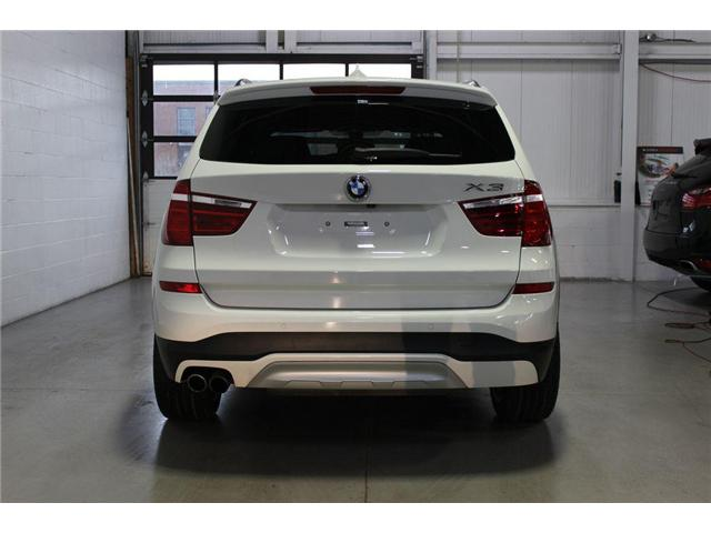 2017 BMW X3 xDrive28i (Stk: T11152) in Vaughan - Image 7 of 30