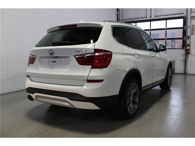 2017 BMW X3 xDrive28i (Stk: T11152) in Vaughan - Image 9 of 30