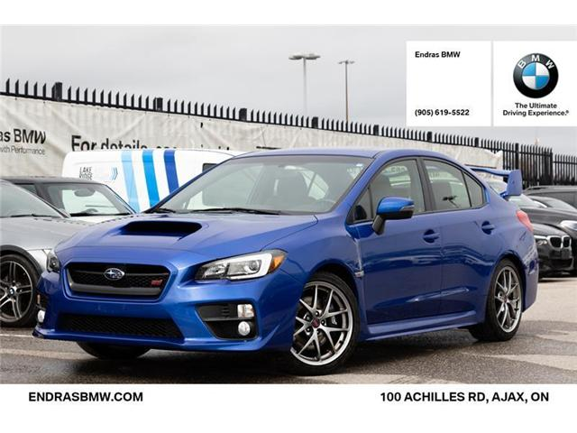 2015 Subaru WRX STI Base (Stk: 20356A) in Ajax - Image 1 of 22