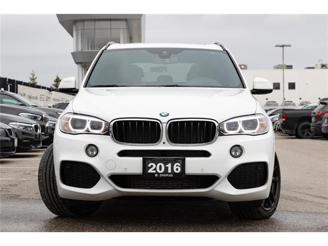 2017 BMW X5 xDrive35d (Stk: 52453A) in Ajax - Image 2 of 22