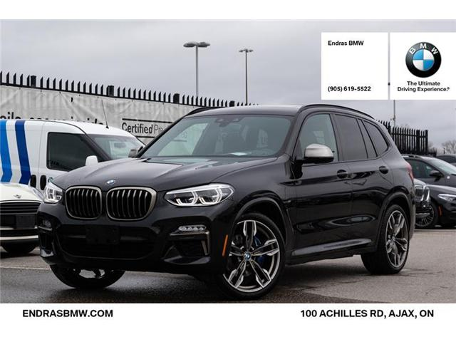 2018 BMW X3 M40i (Stk: 52512A) in Ajax - Image 1 of 21
