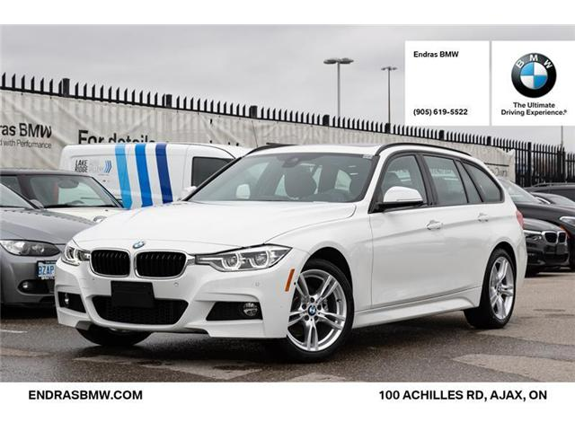 2019 BMW 330i xDrive Touring (Stk: 35497) in Ajax - Image 1 of 22