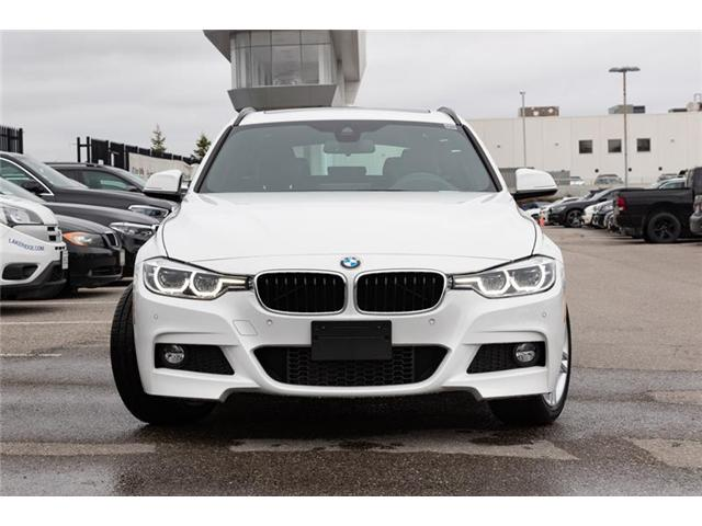 2019 BMW 330i xDrive Touring (Stk: 35497) in Ajax - Image 2 of 22