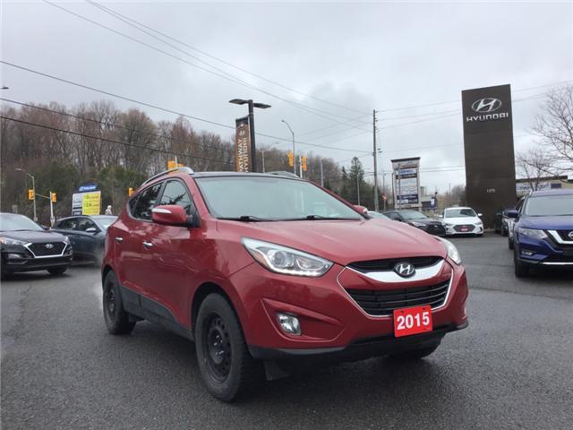 2015 Hyundai Tucson Limited (Stk: P3271) in Ottawa - Image 1 of 11