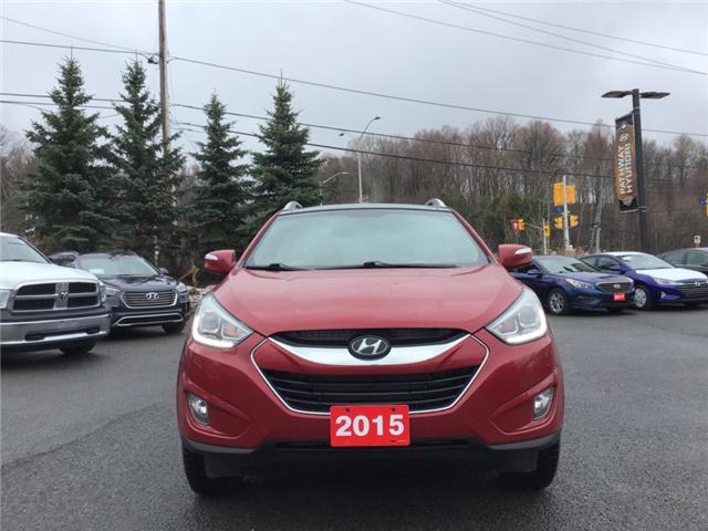 2015 Hyundai Tucson Limited (Stk: P3271) in Ottawa - Image 2 of 11