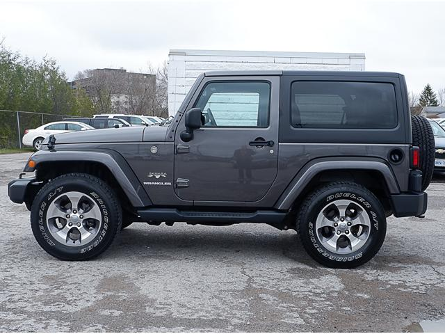 2016 Jeep Wrangler Sahara (Stk: 19230A) in Peterborough - Image 2 of 20