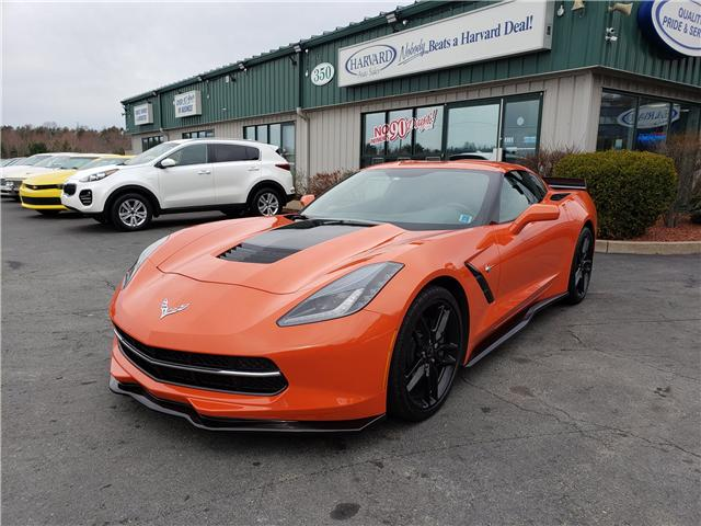 2019 Chevrolet Corvette Stingray (Stk: 10366) in Lower Sackville - Image 1 of 18