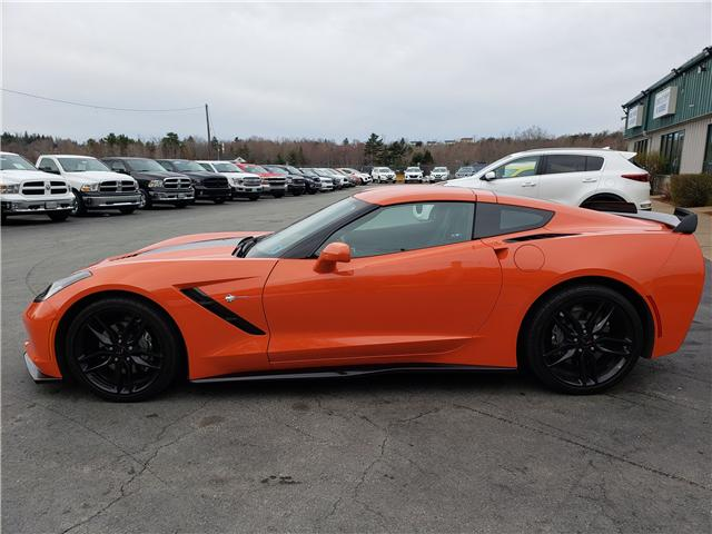 2019 Chevrolet Corvette Stingray (Stk: 10366) in Lower Sackville - Image 2 of 18