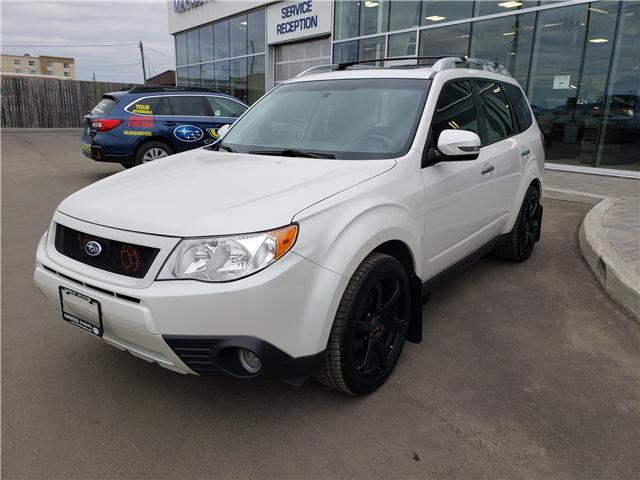 2013 Subaru Forester 2.5X Touring (Stk: 14870AS) in Thunder Bay - Image 1 of 9