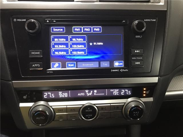 2016 Subaru Outback 3.6R Touring Package (Stk: P282) in Newmarket - Image 17 of 20
