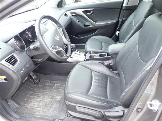 2012 Hyundai Elantra  (Stk: 19SB451A) in Innisfil - Image 8 of 14