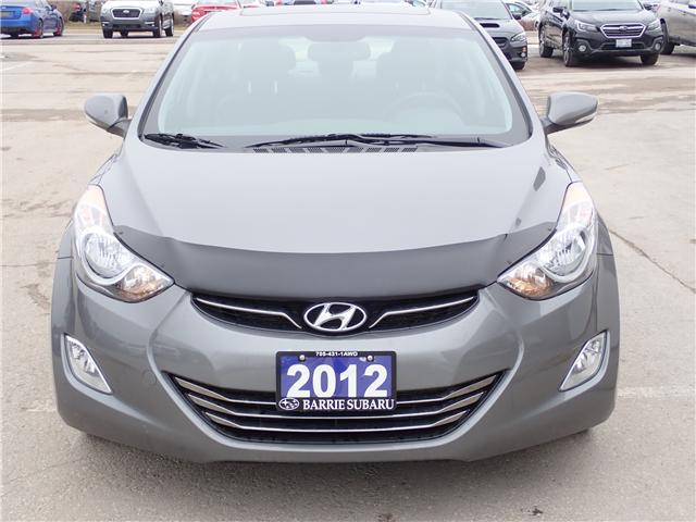 2012 Hyundai Elantra  (Stk: 19SB451A) in Innisfil - Image 2 of 14
