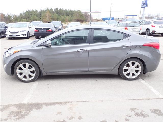 2012 Hyundai Elantra  (Stk: 19SB451A) in Innisfil - Image 6 of 14