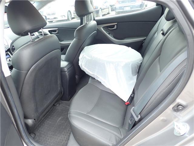 2012 Hyundai Elantra  (Stk: 19SB451A) in Innisfil - Image 9 of 14