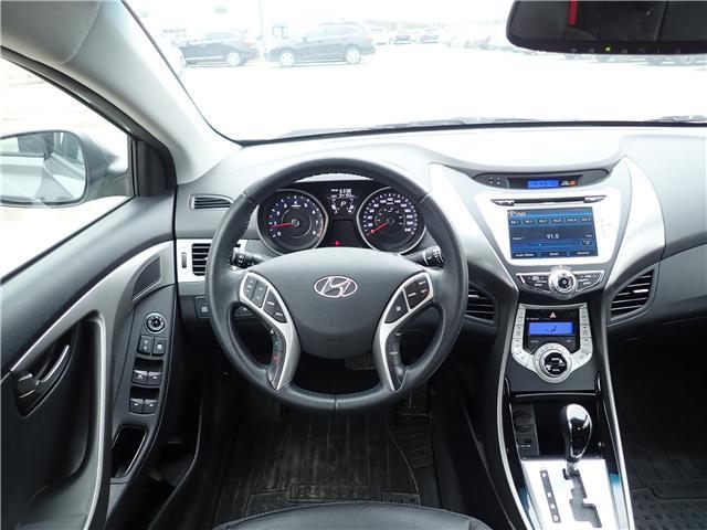 2012 Hyundai Elantra  (Stk: 19SB451A) in Innisfil - Image 10 of 14