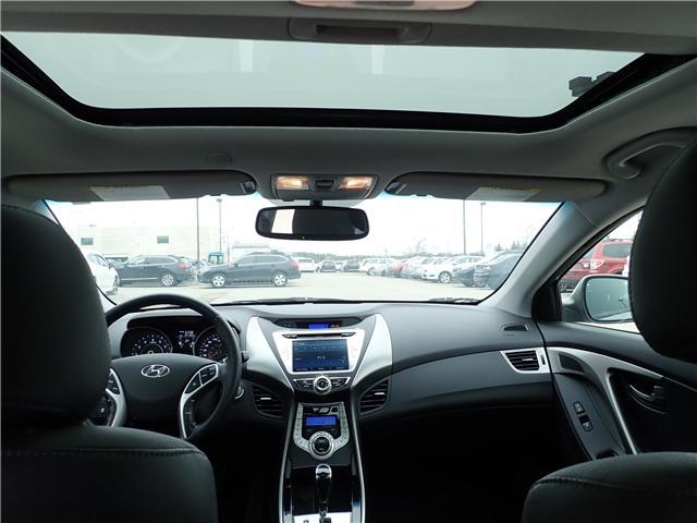 2012 Hyundai Elantra  (Stk: 19SB451A) in Innisfil - Image 11 of 14