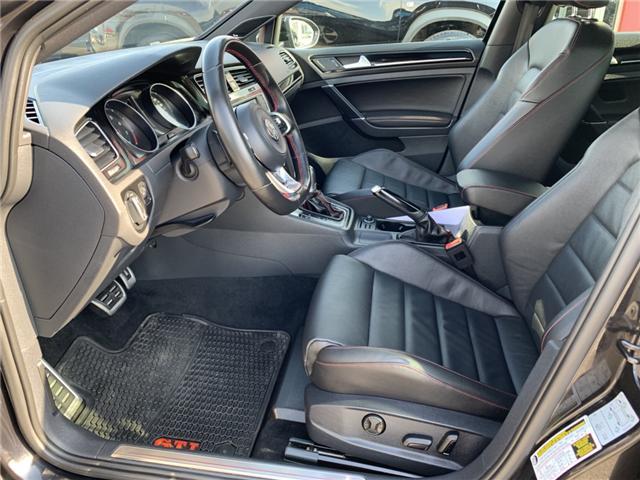2017 Volkswagen Golf GTI 5-Door Autobahn (Stk: HM041929) in Sarnia - Image 10 of 24