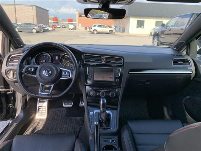 2017 Volkswagen Golf GTI 5-Door Autobahn (Stk: HM041929) in Sarnia - Image 13 of 24
