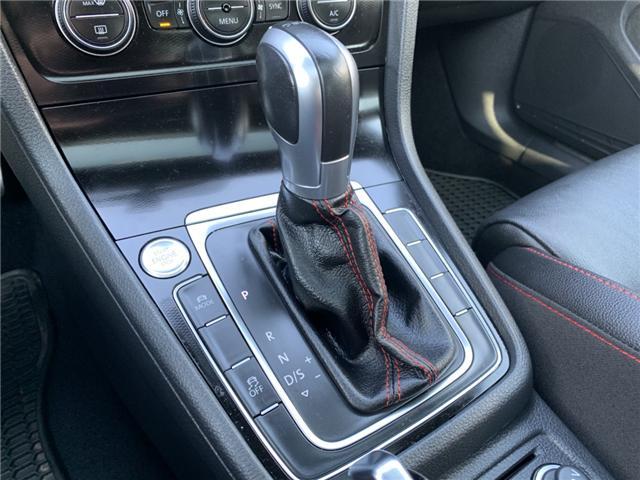 2017 Volkswagen Golf GTI 5-Door Autobahn (Stk: HM041929) in Sarnia - Image 19 of 24
