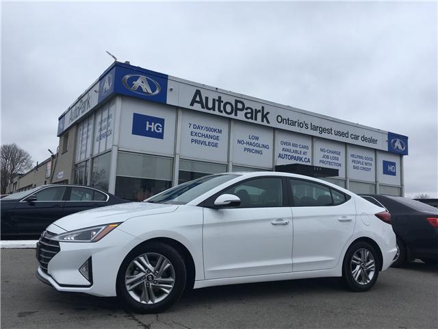 2019 Hyundai Elantra Preferred (Stk: 19-72478) in Brampton - Image 1 of 24
