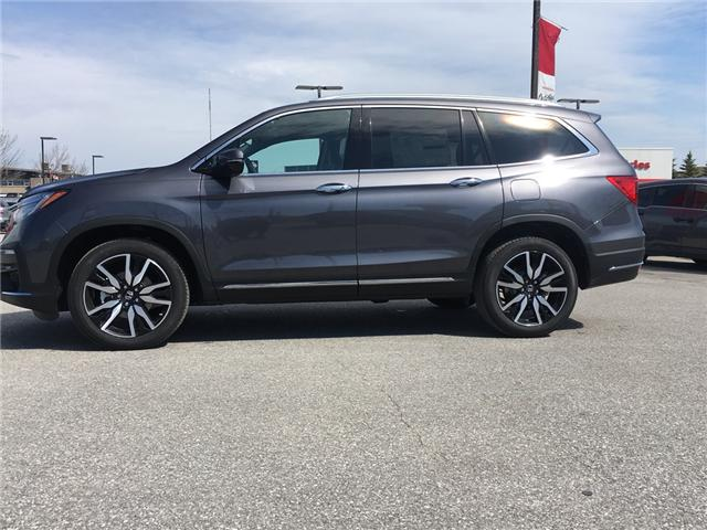 2019 Honda Pilot Touring (Stk: 191025) in Barrie - Image 3 of 7
