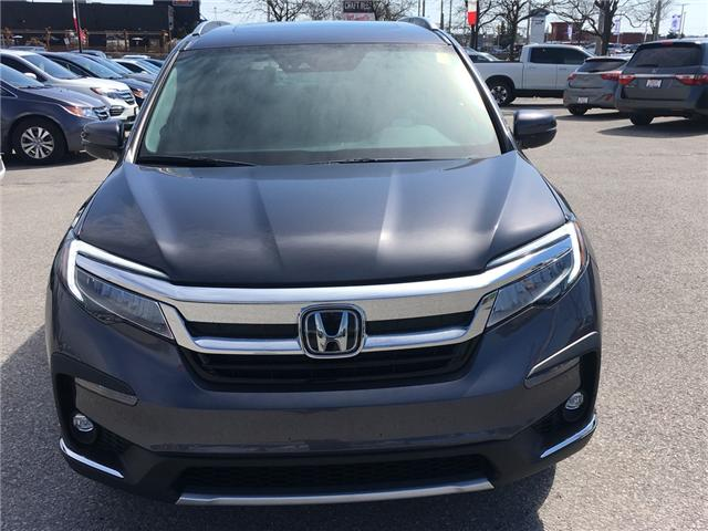 2019 Honda Pilot Touring (Stk: 191025) in Barrie - Image 2 of 7