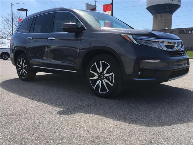 2019 Honda Pilot Touring (Stk: 191025) in Barrie - Image 5 of 7