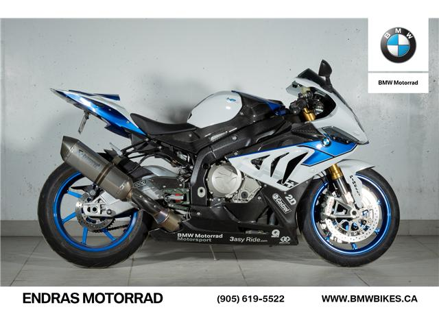 2013 BMW HP4  (Stk: ) in Ajax - Image 1 of 10