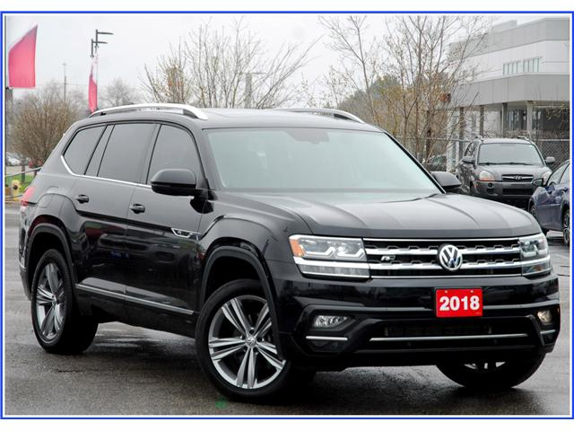 2018 Volkswagen Atlas 3.6 FSI Highline (Stk: 9F4660A) in Kitchener - Image 2 of 21