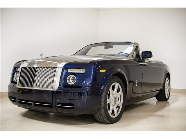 2010 Rolls-Royce Phantom Drophead Coupe (Stk: UC1461) in Calgary - Image 1 of 17