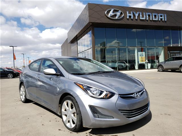 2015 Hyundai Elantra GL (Stk: 28152A) in Saskatoon - Image 1 of 16