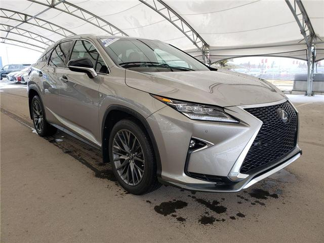 2018 Lexus RX 350 Base (Stk: L19222B) in Calgary - Image 1 of 22
