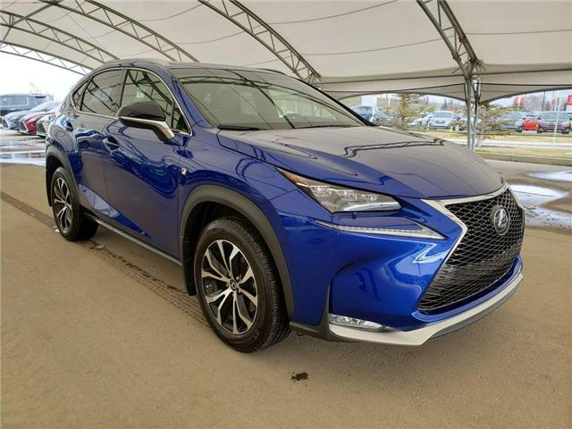 2017 Lexus NX 200t Base (Stk: L19304A) in Calgary - Image 1 of 25