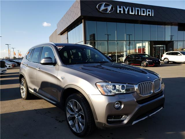 2016 BMW X3 xDrive28i (Stk: G29011A) in Saskatoon - Image 1 of 19