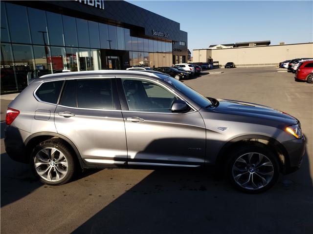 2016 BMW X3 xDrive28i (Stk: G29011A) in Saskatoon - Image 3 of 19