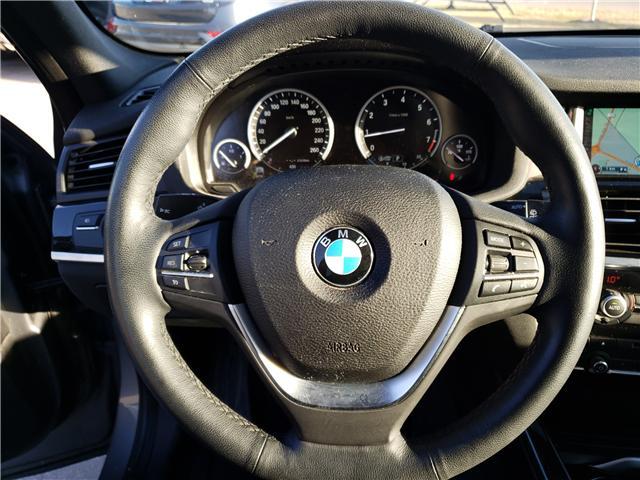 2016 BMW X3 xDrive28i (Stk: G29011A) in Saskatoon - Image 12 of 19