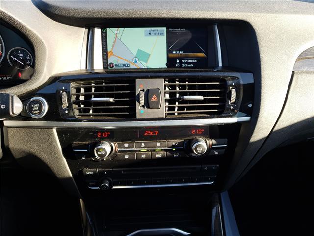 2016 BMW X3 xDrive28i (Stk: G29011A) in Saskatoon - Image 14 of 19