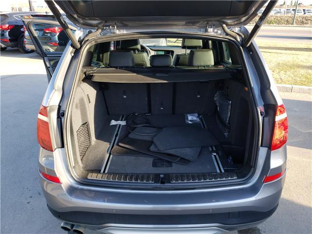 2016 BMW X3 xDrive28i (Stk: G29011A) in Saskatoon - Image 18 of 19