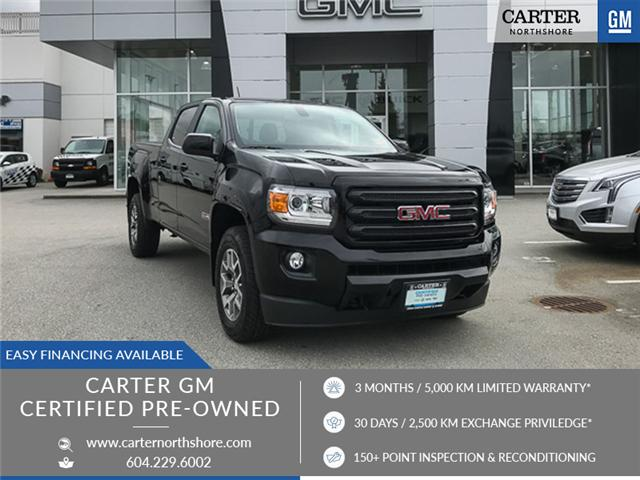 2019 GMC Canyon All Terrain w/Leather (Stk: 972210) in North Vancouver - Image 1 of 28