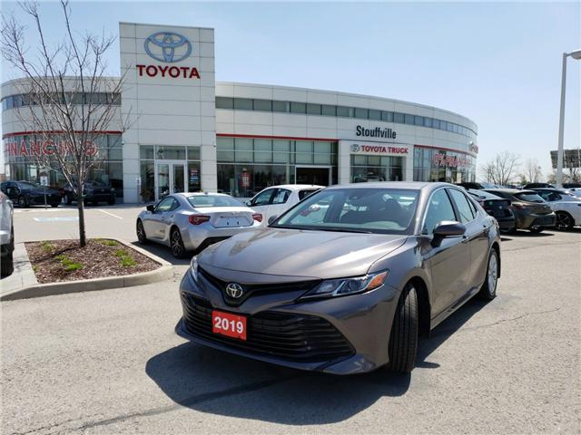 2019 Toyota Camry LE (Stk: P1777) in Whitchurch-Stouffville - Image 1 of 14