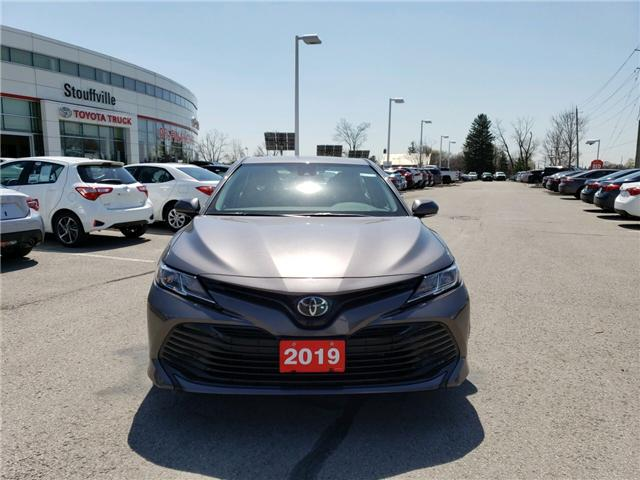 2019 Toyota Camry LE (Stk: P1777) in Whitchurch-Stouffville - Image 2 of 14