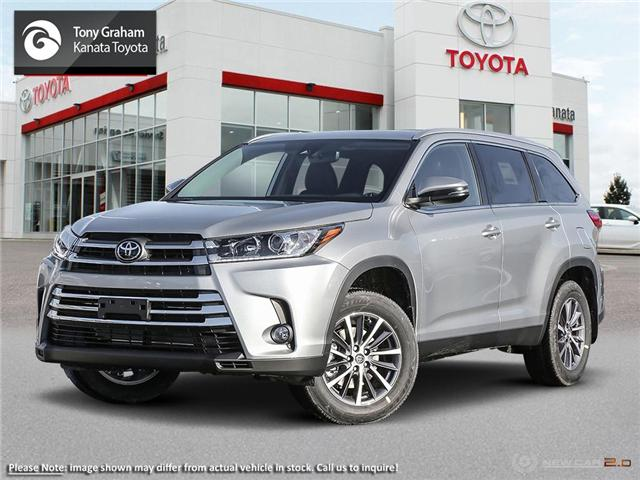 2019 Toyota Highlander XLE (Stk: 89313) in Ottawa - Image 1 of 24