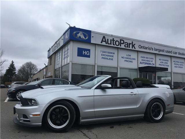 Mustang For Sale Ontario >> Used 2013 Ford Mustang V6 Premium For Sale In Brampton Autopark