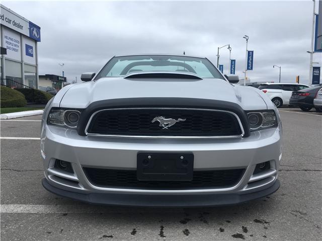 2013 Ford Mustang V6 Premium (Stk: 13-36447) in Brampton - Image 2 of 21