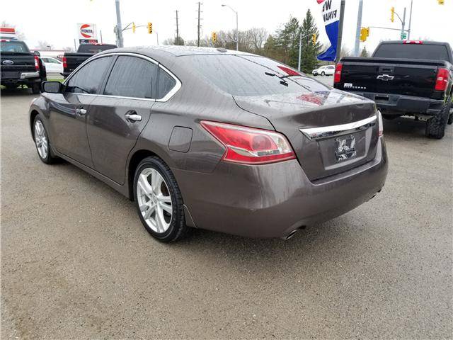 2013 Nissan Altima 3.5 SL (Stk: ) in Kemptville - Image 16 of 19