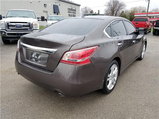 2013 Nissan Altima 3.5 SL (Stk: ) in Kemptville - Image 18 of 19