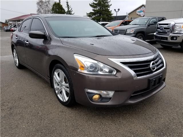 2013 Nissan Altima 3.5 SL (Stk: ) in Kemptville - Image 1 of 19