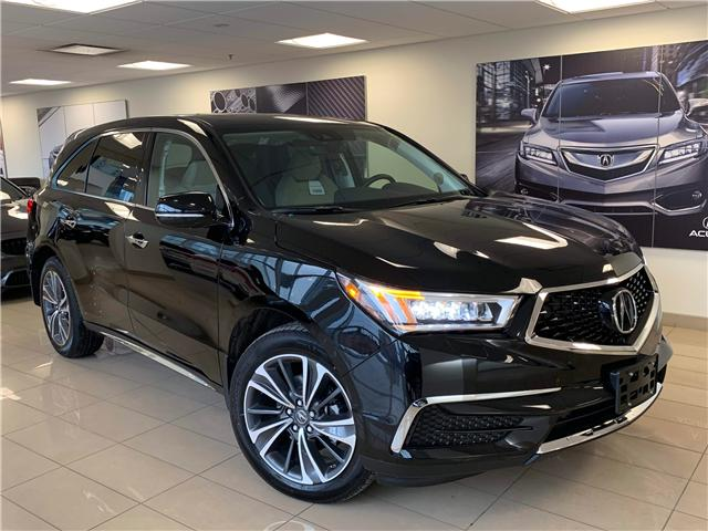 2019 Acura MDX Tech (Stk: M12671) in Toronto - Image 1 of 9