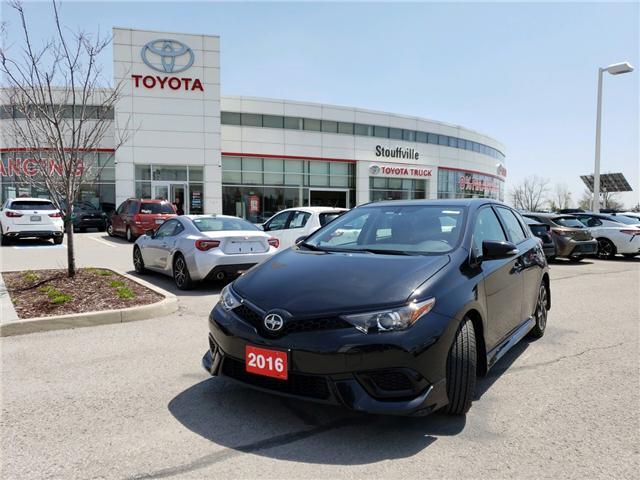 2016 Scion iM  (Stk: P1792) in Whitchurch-Stouffville - Image 1 of 14